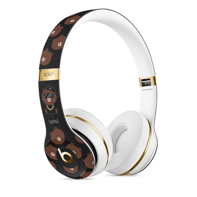 画像: BeatsとLINEのオシャレ可愛いコラボ♡人気キャラ「ブラウン」をデザインしたヘッドフォンが登場!
