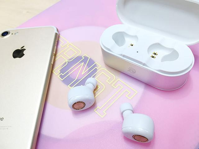 画像: 耳が小さい女性も使える♡ 1万円以下のハイスペック 完全ワイヤレスイヤホンを使ってみた
