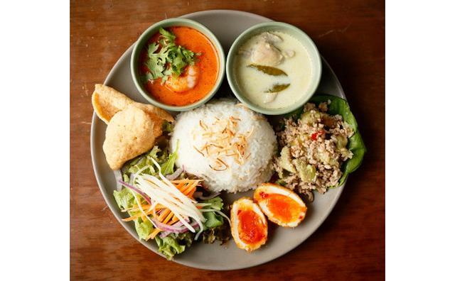 """画像: 土日もOK!恵比寿の人気レストランが""""美味しいとこどりのアジアンプレートランチ""""をスタート♪"""
