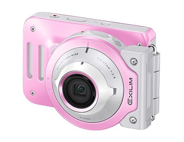 画像: レンズと本体を分けて使える!自撮りとは思えない写真が撮れるCASIOのカメラをレビュー♡