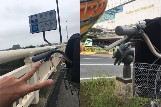 画像: 【本人に直撃】愛知→東京約400kmをママチャリで走破した男性、無事コミケを楽しむ