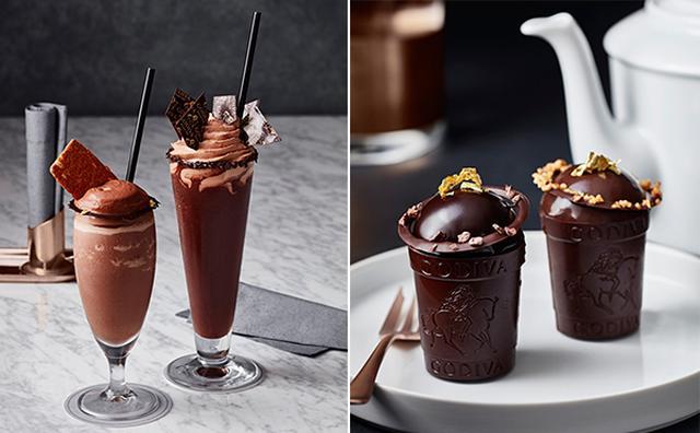 画像: ゴディバ初のコンセプトストアが池袋にオープン!限定ショコラスイーツが贅沢すぎる♡