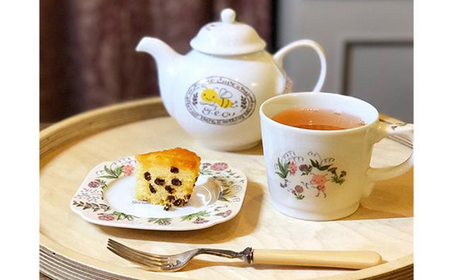 画像: ご褒美ティータイムにおすすめ♡カレルチャペック紅茶店の夏スイーツ&紅茶にほっこり