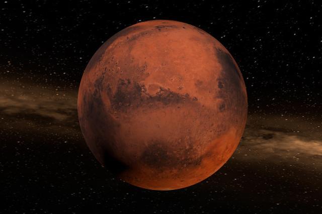 画像: 火星の夜は吹雪で大荒れ? 仏の科学者が可能性を示唆