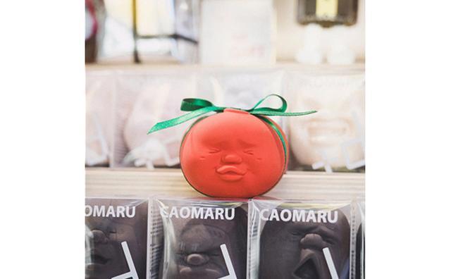 """画像: キモカワな""""カオマル""""でおなじみ♡「h-concept」のアイテムがMoMAデザインストアに集結!"""