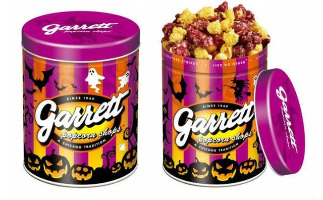 画像: ギャレットポップコーンにハロウィン限定コラボ缶&限定フレーバーが2種類ずつ登場!