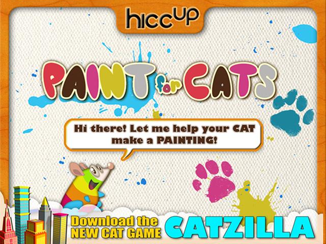 画像: お絵かき、ドッキリ写真、超リアルなおもちゃまで。室内で猫と遊べるiPadアプリ5選♡