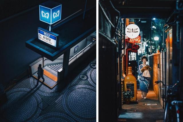 画像: 意外な1枚に7000超のいいね!豪の写真家が切り取った日本の風景が幻想的