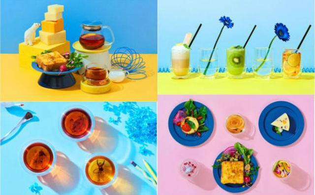 画像: チーズフード&アレンジティーが美味しそう♡「キリン 午後の紅茶」のコンセプトショップがOPEN☆