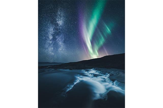 画像: オーロラや天の川が目の前に...!幻想的な星空の写真アートが息を呑むほど美しい