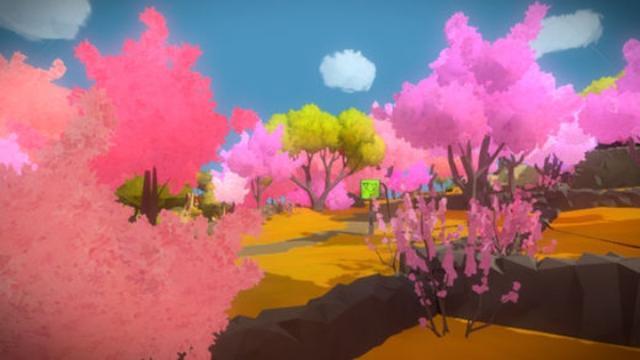 画像: 圧倒的な映像美!謎の島を探検する傑作パズルアドベンチャーアプリ『The Witness』がiOSに登場♪