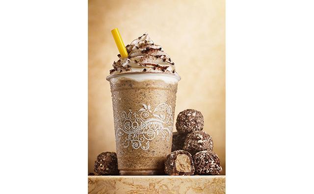 画像: ゴディバのショコリキサー新作は濃厚チョコ×カプチーノ!ほのかなコーヒーの香りにうっとり♡