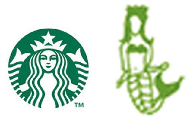 画像: 記憶だけで描いた有名企業の「ロゴマーク」がなんかヘン