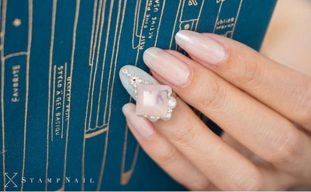 画像: 指輪感覚でつけはずしカンタン♪気軽にネイルアートが楽しめるビジューリングが誕生♡