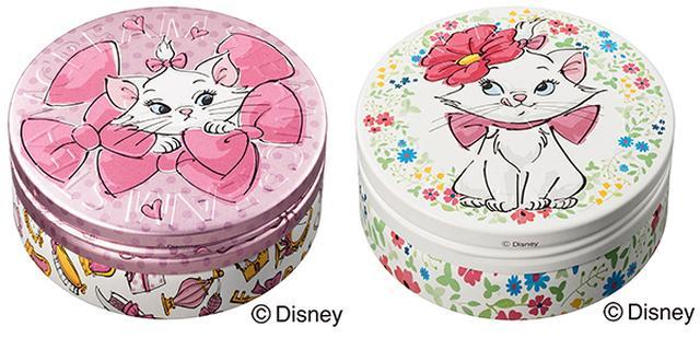 画像: 子ネコのマリーが最強カワイイ♡スチームクリーム「ディズニー限定デザイン缶」新作が登場!