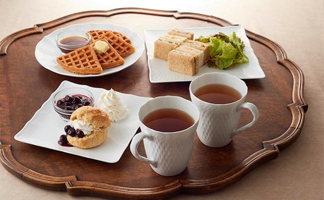 画像: 紅茶派に朗報☆ティーメニューが充実したタリーズコーヒーのコンセプトショップが横浜元町にオープン