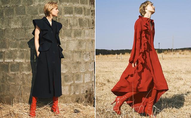 画像: 堀田茜も着用!「IRENE」のドラマティックな一着で女優スタイルに変身♡