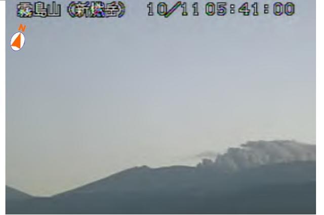 画像: 6年ぶり「新燃岳」噴火に戸惑いの声...2011年は60キロ先まで降灰