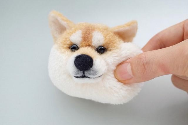 画像: もちもちしてみたい...「犬ぽんぽん」のアレンジ作品が悶絶級のかわいさ!