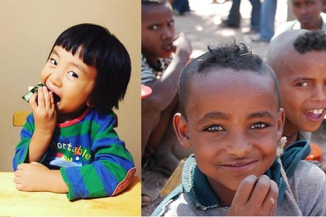 画像: 「おにぎり写真」を投稿するだけで、世界の子供たちに給食が届くキャンペーン