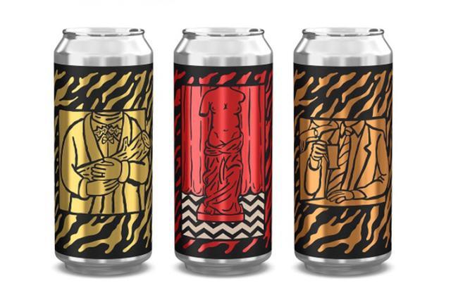 画像: マニア歓喜!デヴィッド・リンチ監督が商品開発に携わったクラフトビール