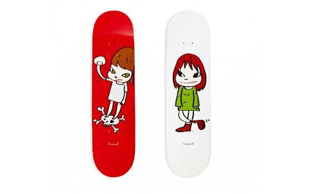 画像: 奈良美智の限定スケートボードも!「MoMA Design Store」表参道の10周年記念アイテムがオシャレ☆