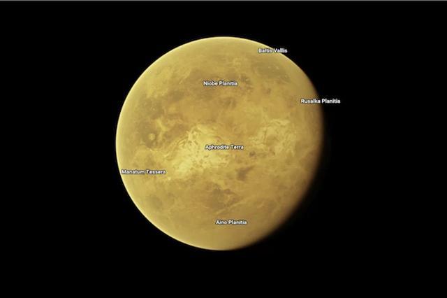 画像: いつか行く日を夢見て...Googleマップで月面や火星が見られるように