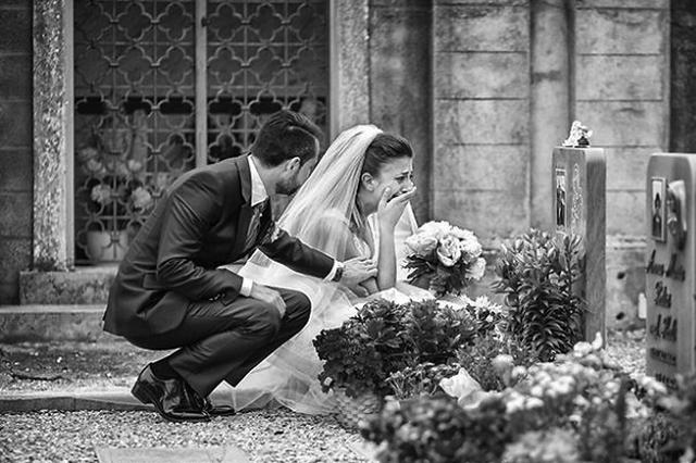 画像: 「結婚写真の常識」を変える写真コンテストの入賞作品が感動的