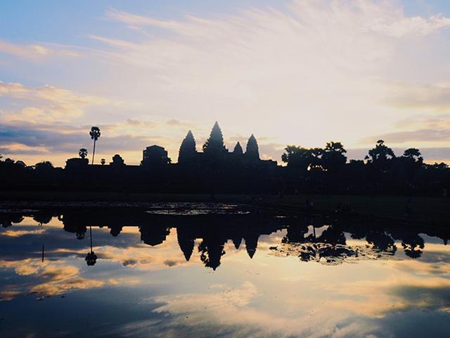 画像: 3連休で満喫できるカンボジア旅行!アンコール・ワットの幻想的な風景を堪能したい♡
