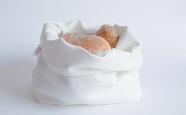 """画像: パン好きはマストチェック!焼きたての状態が保てる""""パン専用バッグ""""がほしい♩"""