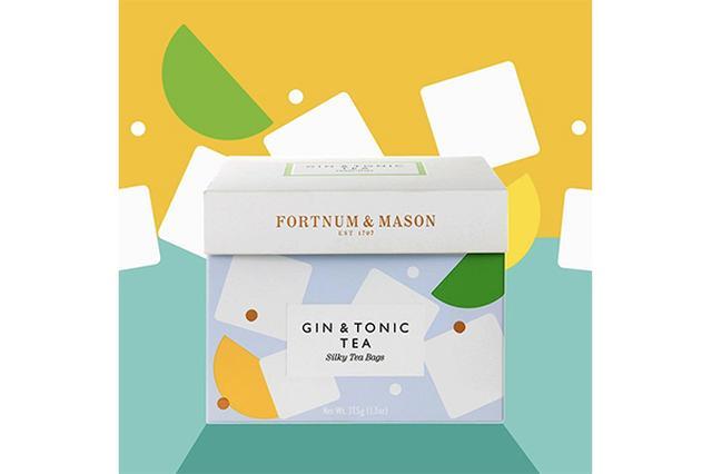 画像: ジントニック味のお茶!?「フォートナム&メイソン」のユニークなフレーバーティーがおいしそう♡