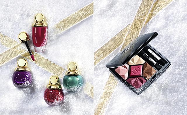 画像: 芸能人も御用達のディオールから、きらめく宝石をイメージしたクリスマス限定コレクションが登場!