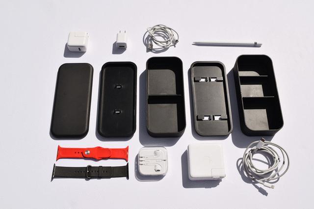 画像: Apple純正のお弁当箱みたい!アクセサリーをスッキリ持ち運べるアイテム『BENTO STACK』が便利そう♩