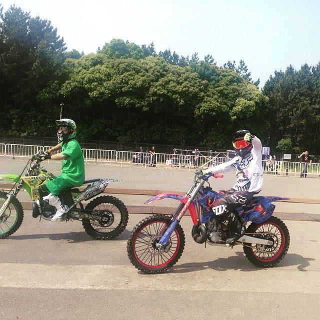 画像: カッコよすぎました!! モトクロスまたみにいきたぁーぃ♡♡ #makuhari #motorbike #motocross #モトクロス #redbull #love #lovemotocross instagram.com