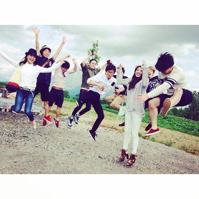 画像: #JUMP #JUMPPING #羊蹄山 #happy #niseko #hokkaido instagram.com