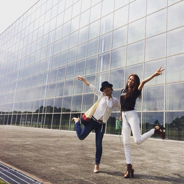 画像: 母校に遊びに行ってきた〜♡♡ 懐かしすぎるー!! #fun #未来大 #hakodate #ありがとー instagram.com