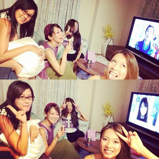 画像: 楽しかった週末♡ 久々のなけ女会(*^◯^*) いくちゃんありがとぉ〜❤️ このメンバー大好き❤️❤️ #なけなしの女子 #lovegirls #happy instagram.com