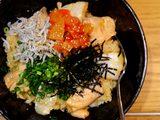 画像: 「大崎 sasaya BYOのメリメロ魚介炙り丼ランチ」