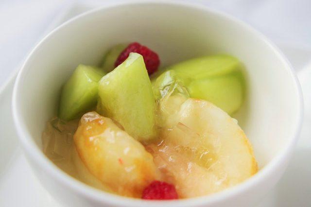 画像: 目にも鮮やか!ビタミンカラーのフルーツサラダ