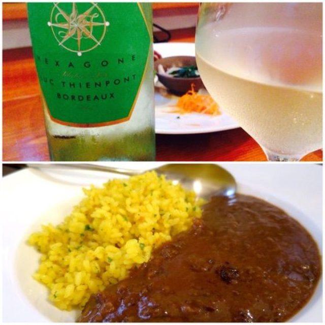 画像: カレーですよ2134(西荻窪 Kitchen bar etsu)フランス料理からカレー。