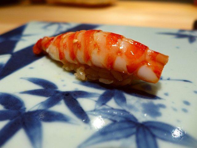 画像: いよいよオープンの新ダイビルに移転したお寿司の名店! 北新地 「寿し処 黒杉」