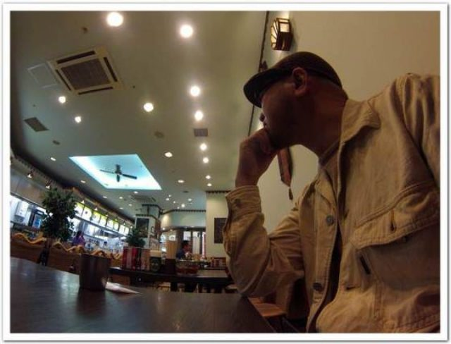 画像: カレーですよ2137(成田 ゲウチャイ)スパゲッティとボーダー。