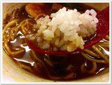 画像: カレーですよ2140(大島 中華蕎麦 りんすず食堂)カレーの麺。