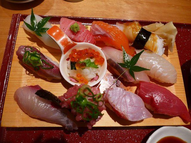 画像: 知る人ぞ知る素晴らしいコストパフォーマンスのお寿司ランチ! 福島区 「鮨ダイニング 龍」