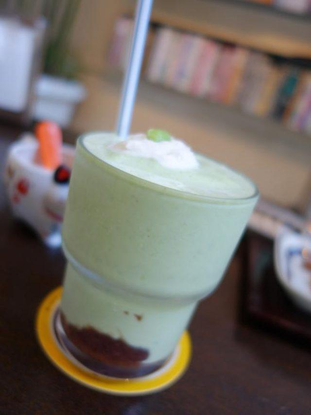 画像: 【アヂトの夏スイーツ】ずんだ豆シェイク、紅茶薫るレモンティーラミスパンケーキetc