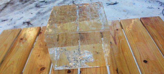 画像: 天然氷のルーツとは?