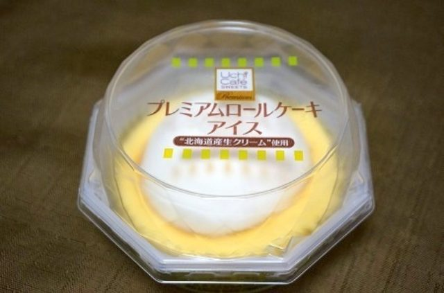 画像: ローソンのプレミアムロールケーキアイスが美味しすぎて、ビックリ!