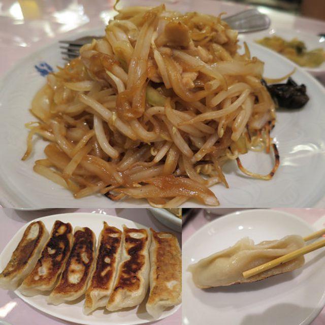 画像: 【神保町】「焼きそば名店探訪記」コラボ企画(3)「揚子江菜館」で元祖上海焼きそば&なぜかお得な餃子セット