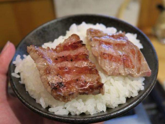 画像: 「治郎丸」(新宿/立ち食い焼肉)