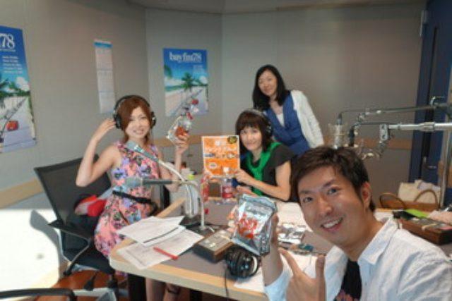 画像: FMラジオ局bayfmのラジオ番組「The BAY☆LINE!(ザ・ベイライン)」で紹介した激辛